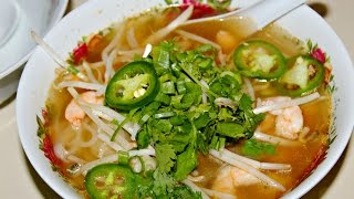 How To Make Pho| Delicious Comfort Dish | Laos  Style Beef Noodle Soup | Adrilunamakeup