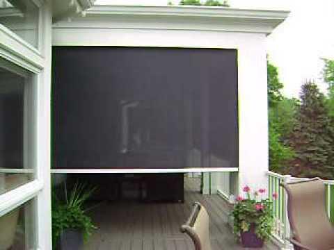 Zipper Screen System