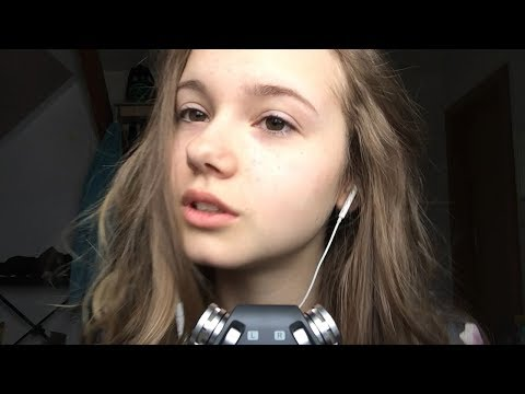 [ASMR] Talking in my austrian dialect! Only talking!