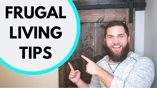 10 Frugal Living Tips That ACTUALLY Work   Frugal Living To Financial Independence