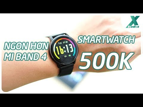 Smartwatch 500k Cực Ngon: Newwear Q20