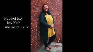 """หัวใจรอคำว่ารัก Ost. Rak Nakara - Hmong Cover """"Ib Los Lus"""" by Ka Xiong"""