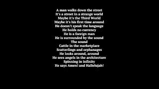 Paul Simon - You Can Call Me Al (Lyrics)