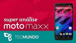 Moto Maxx [Análise] - TecMundo thumbnail