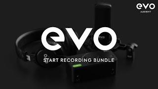Video: SCHEDA AUDIO USB AUDIENT EVO Start Recording Bundle