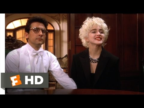 Who's That Girl (1987) - Fake Fiance Scene (6/10) | Movieclips