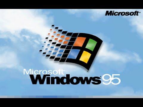 Installing Windows 95 in 2016, on a Pentium 4 - 2,4Ghz