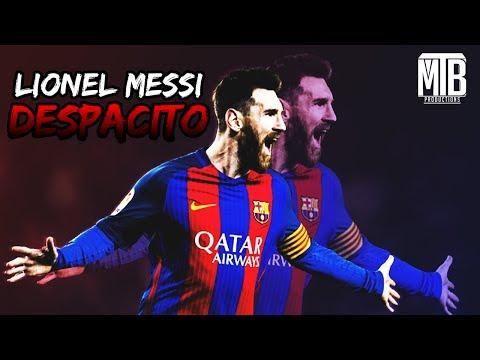 Lionel Messi ● Despacito ● Amazing...