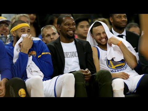 Golden State Warriors Funny Moments Part 9