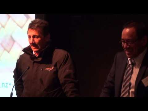 Lifting the Performance of Māori Agribusiness - Fieldays 2013