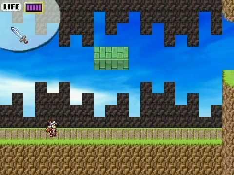 RPG Maker 2000 - Jeanne Action - Stage 1