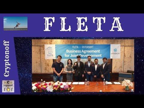 FLETA ICO Обзор | Многоцепочная Структура Блокчейн