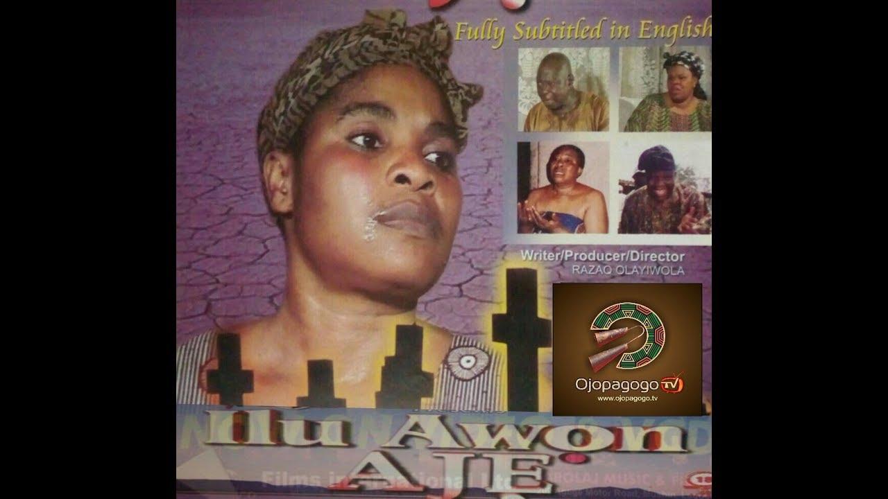 Download ILU AWON AJE Yoruba movie