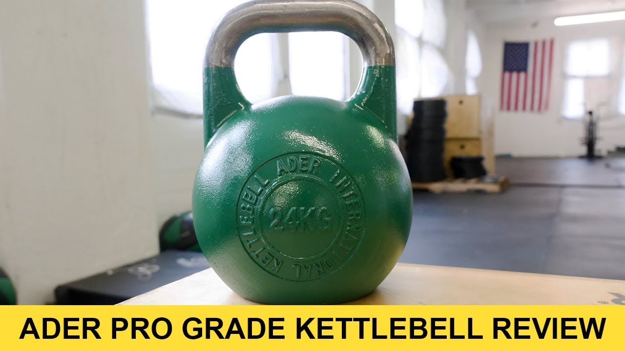 ffc5c14235189 Ader Pro Grade Kettlebell Review - BarBend