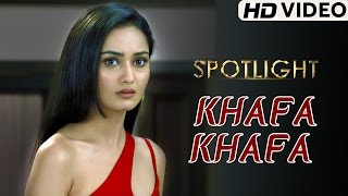 Khafa Khafa - Video Song | Spotlight | Tridha Choudhury & Sid Makkar | A Web Series By Vikram Bhatt