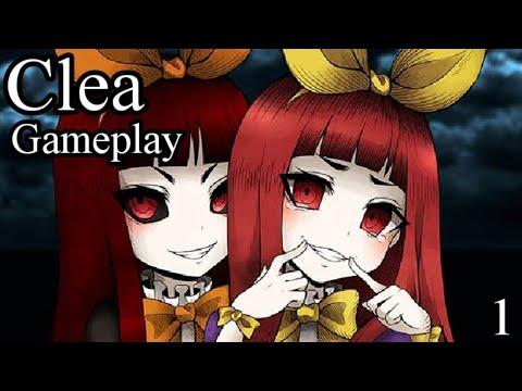 Horor games - Clea  Gameplay PC   