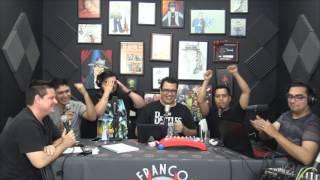 La mesa reñoña 17 (Lady Coralina, Thalía, suicidas, payasos)