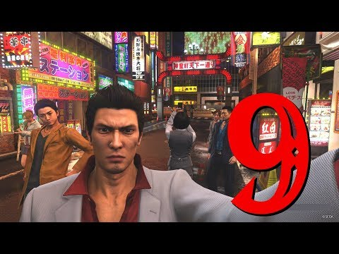 Bromance|YAKUZA 6: The Song of Life - Gameplay Walkthrough Part 9
