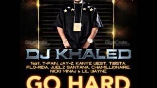 DJ Khaled feat. VA - Go Hard (Megamix By DJ Master)