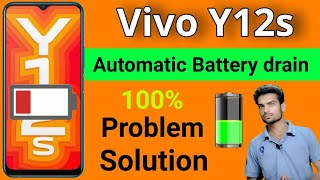 Vivo Y12s Battery Drain Problem   How to solve battery drain problem in vivo y12s   ViVo mobile screenshot 3