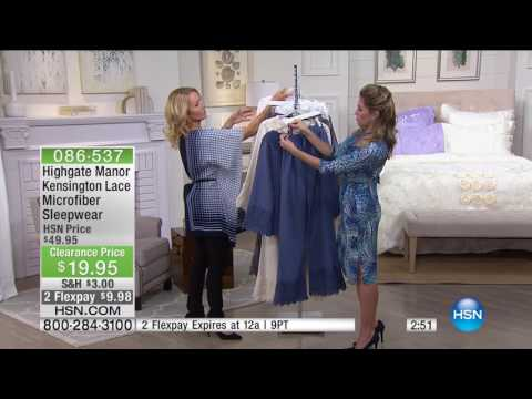 HSN | Bedding Clearance 03.27.2017 - 05 AM