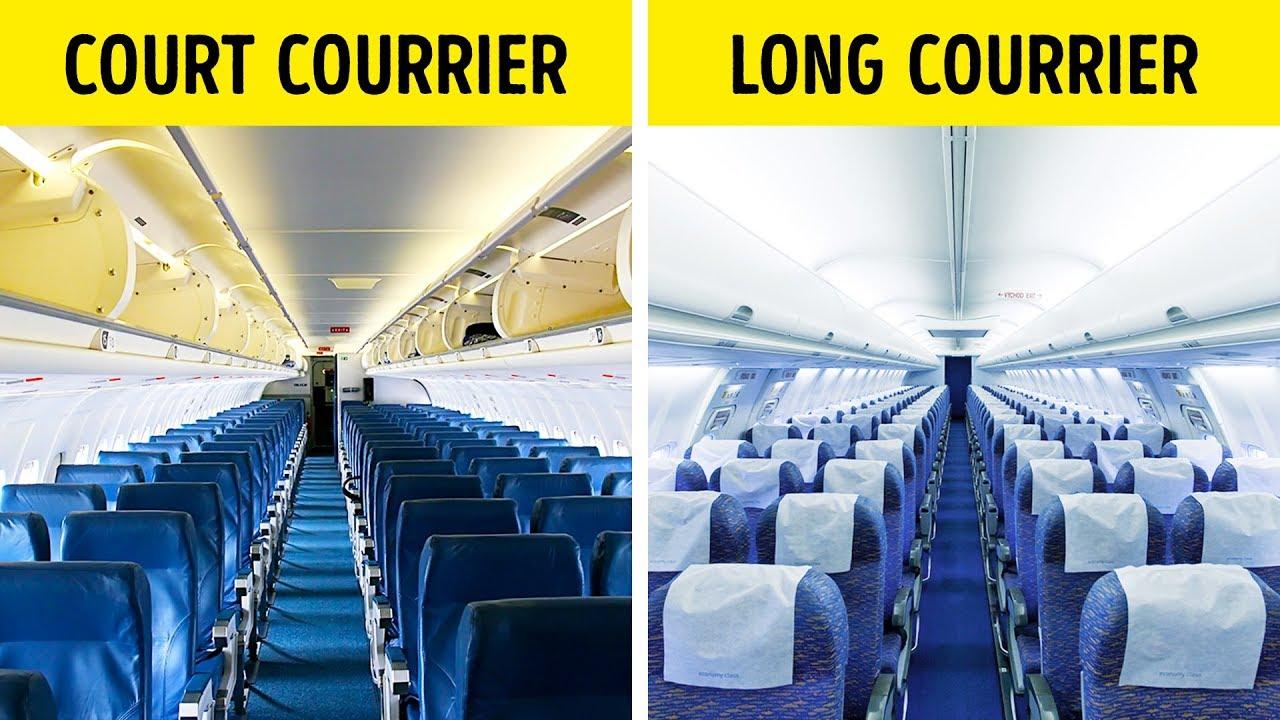 Voici Pourquoi Les Sièges Des Avions Sont Quasiment Toujours Bleus