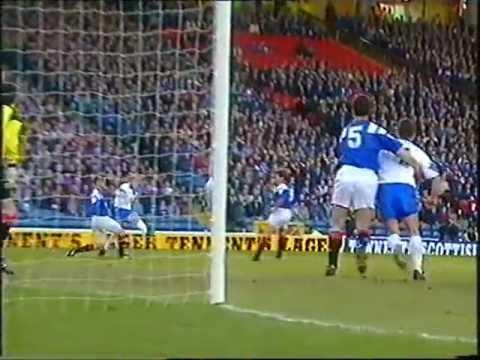 Rangers v Kilmarnock 13/4/94