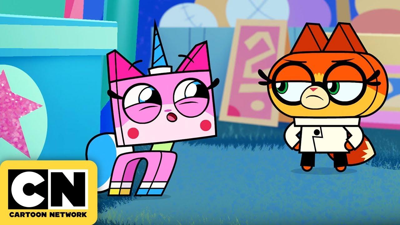 Unikitty | Halloween Sneak Peek! | Cartoon Network - YouTube