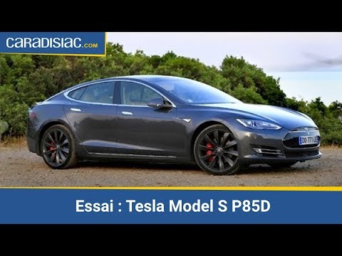 essai tesla model s p85d youtube. Black Bedroom Furniture Sets. Home Design Ideas