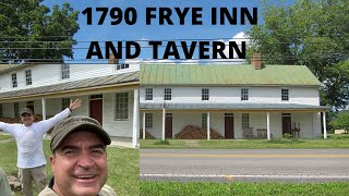 Moonshine and Metal Detectors: The 1790 Frye Inn and Tavern with Aquachigger and Johnny Bottles.