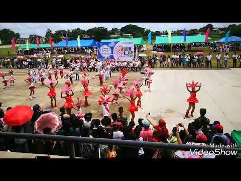 Mobo Central School Lapay Bantique Drum & Lyre Competition 2017 Champion