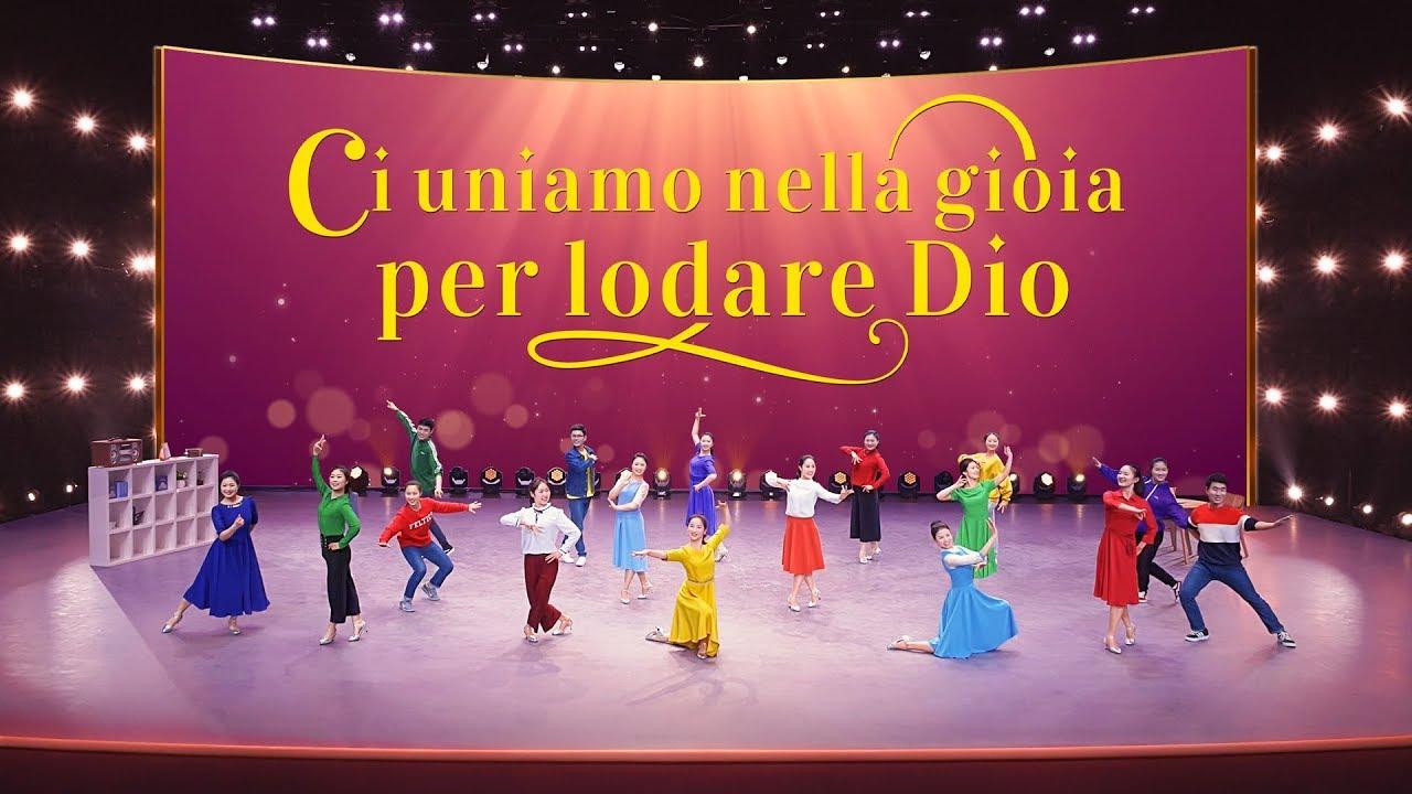 """Cantico evangelico - """"Ci uniamo nella gioia per lodare Dio"""" Alleluia, lode a Dio (Danza indiana)"""