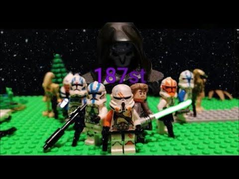 LEGO Star Wars The 187st Clones EPISODE 1
