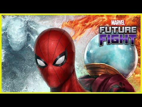 Live React V520 - Marvel Future Fight