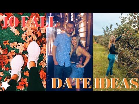 10 Cute & Fun Fall Date Ideas