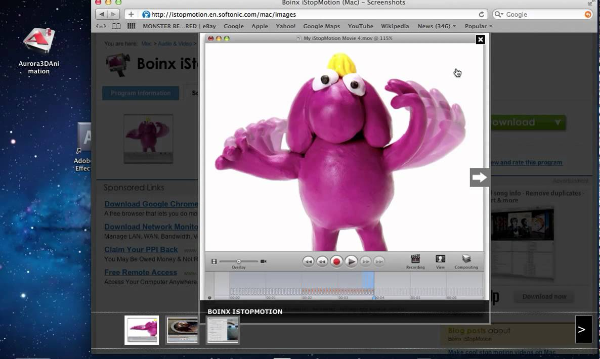 istopmotion free download for windows