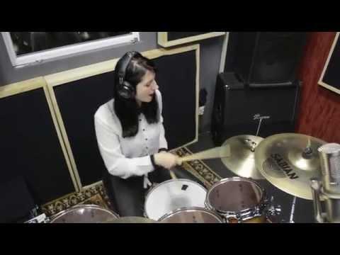 Metric - Help Im Alive - Drum Cover By Gergana Rayzhekova