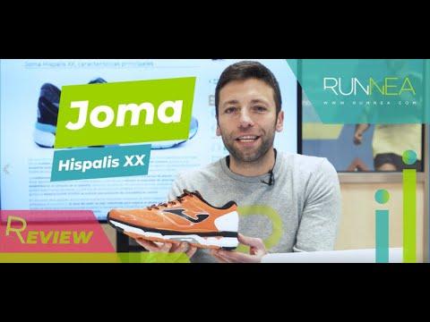 Joma Hispalis XX Review: Amortiguación de calidad para unas zapatillas todoterreno