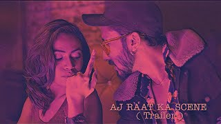 Aj Raat Ka Scene ( Trailer ) | Daniel | DC Christiano | 29th Nov