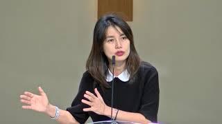 신애라 집사, 류승주 성도 초청 간증(2017년 10월 22일 주일예배)