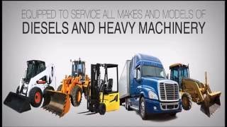 Mobile Heavy Duty Mechanic Repair Service Technician