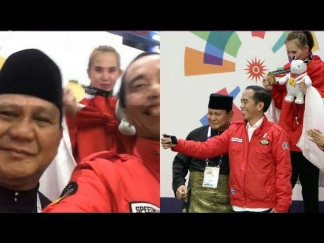 VLOG Ala Presiden Jokowi & Prabowo 'Semuanya Untuk Indonesia
