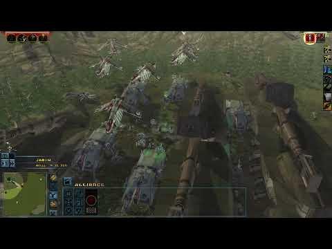 Star Wars Empire at War – FOC Alliance – New Clone Wars Jabiim ground