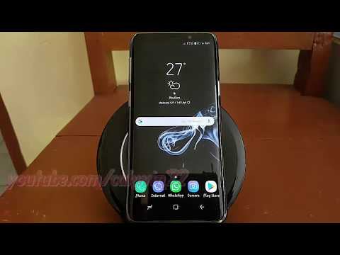Samsung Galaxy S9 : How To Enable Or Disable App Power Monitor (Android Oreo)