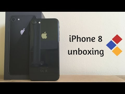 IPhone 8 Unboxing [Armenian]