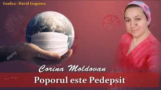 CORINA MOLDOVAN - POPORUL ESTE PEDEPSIT - (Official Video 2020)