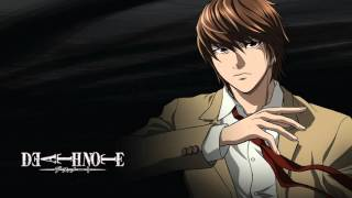 Death Note - (Light's Theme E) Music