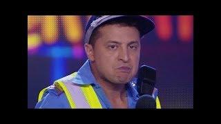 Этот номер нокаутировал зал - Полиция Украины прикалывается над Дмитрием Киселевым