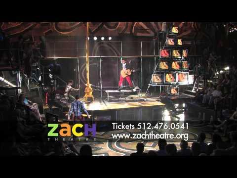 RENT - Live on Stage at ZACH - Austin's Theatre!