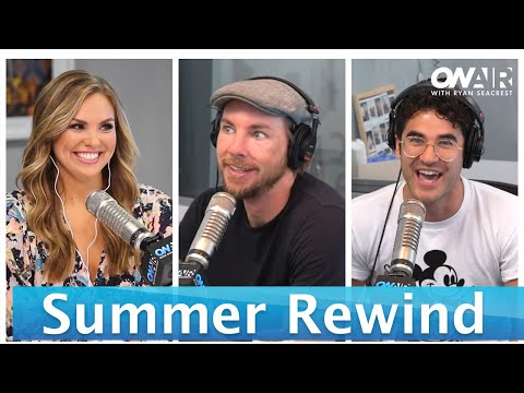 Ryan Seacrest - Summer 2019 Rewind: Take a Look Back at Our In-Studio Guests